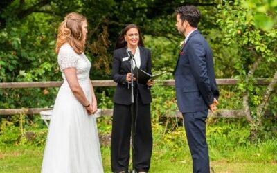 A summer wedding – Robert & Sarah