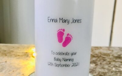 Time to celebrate! – Enna's Baby Naming & Blessing Day Ceremony
