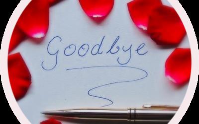 """It's """"au revoir"""", not goodbye"""